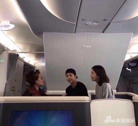 "Bien kich Hau Due Mat Troi khang dinh: ""Song Joong Ki - Song Hye Kyo yeu nhau den chet"" - Anh 3"