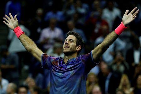 Del Potro thang hoa, ha guc Federer o tu ket My Mo rong - Anh 1