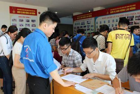 Sinh vien nhap hoc Hoc vien cong nghe BCVT nam hoc 2017 - 2018 dat 100,07% - Anh 3