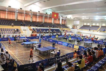 Khai mac Giai Bong ban Cup Hoi Nha bao Viet Nam lan thu XI - Anh 4