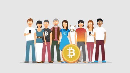 Loi nhuan tien dien tu bitcoin gap nhieu lan co phieu: Bung no dau tu - Anh 2