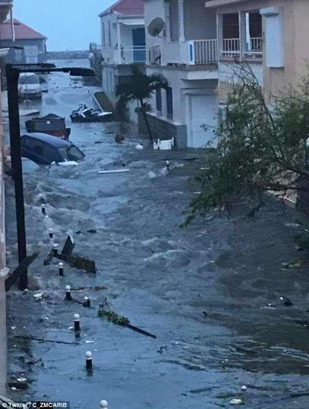 Bao Irma can quet Caribe, khien 10 nguoi thiet mang truoc khi vao My - Anh 2