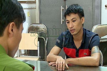 Doi tuong truy sat tai benh vien Da khoa Phu Xuyen dau thu - Anh 2
