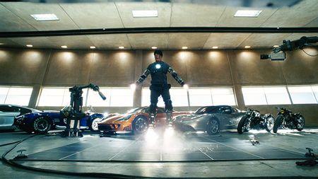 Robot sap bay duoc nhu Iron Man - Anh 1