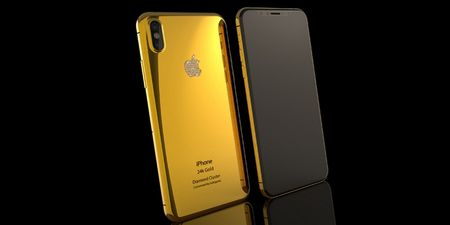 Da co the dat truoc iPhone 8 phien ban ma vang 24K - Anh 2