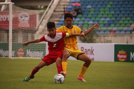 U.18 Viet Nam - Brunei: Khac Khiem lap sieu pham, Viet Nam nghien nat Brunei - Anh 2