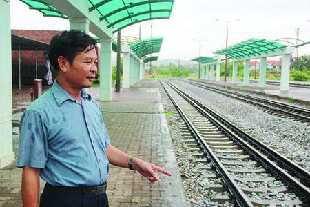 Du an duong sat nghin ti bo hoang: Quang Ninh mong muon gi? - Anh 1