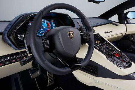 Ra mat Lamborghini Aventador S Roadster gia 460.247 USD - Anh 10