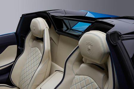 Ra mat Lamborghini Aventador S Roadster gia 460.247 USD - Anh 11