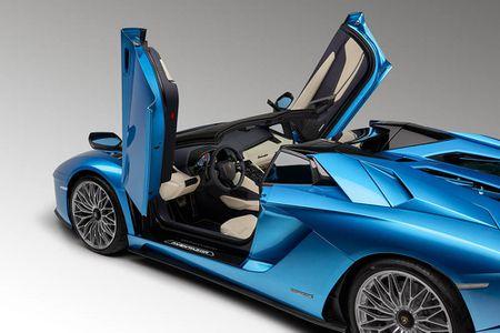 Ra mat Lamborghini Aventador S Roadster gia 460.247 USD - Anh 2