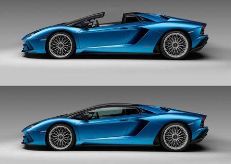 Ra mat Lamborghini Aventador S Roadster gia 460.247 USD - Anh 3