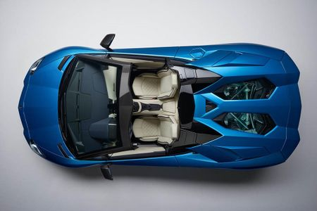 Ra mat Lamborghini Aventador S Roadster gia 460.247 USD - Anh 4