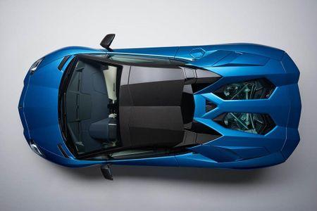 Ra mat Lamborghini Aventador S Roadster gia 460.247 USD - Anh 5