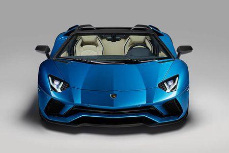 Ra mat Lamborghini Aventador S Roadster gia 460.247 USD - Anh 6