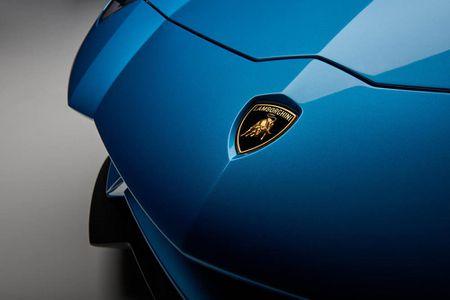 Ra mat Lamborghini Aventador S Roadster gia 460.247 USD - Anh 8