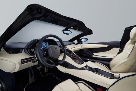 Ra mat Lamborghini Aventador S Roadster gia 460.247 USD - Anh 9
