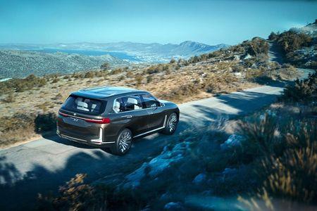 Hinh anh gay soc cua BMW X7 Concept chua tung thay - Anh 11