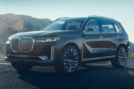 Hinh anh gay soc cua BMW X7 Concept chua tung thay - Anh 1