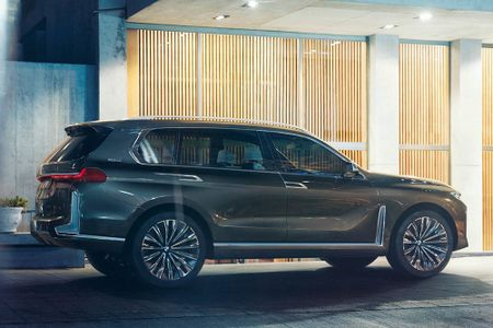 Hinh anh gay soc cua BMW X7 Concept chua tung thay - Anh 2