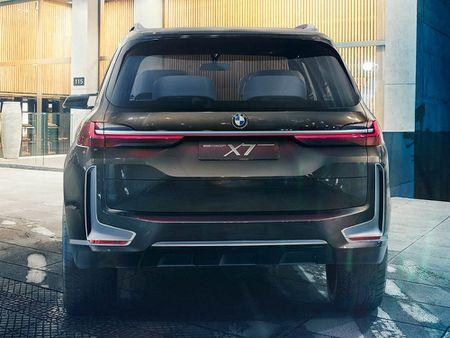 Hinh anh gay soc cua BMW X7 Concept chua tung thay - Anh 3