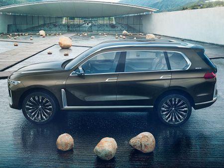 Hinh anh gay soc cua BMW X7 Concept chua tung thay - Anh 4