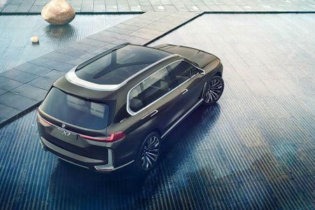 Hinh anh gay soc cua BMW X7 Concept chua tung thay - Anh 6