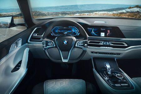 Hinh anh gay soc cua BMW X7 Concept chua tung thay - Anh 7