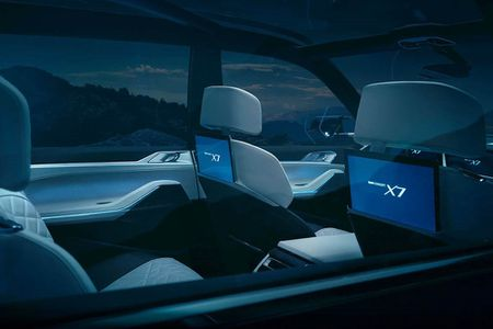 Hinh anh gay soc cua BMW X7 Concept chua tung thay - Anh 9