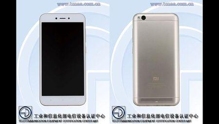 Lo dien smartphone binh dan Xiaomi: ma hieu MCB3T, camera 13MP, Android 7.1.2 - Anh 1