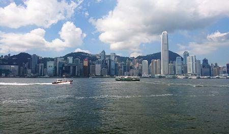 Ngam canh dep me hon o Hong Kong - Anh 1