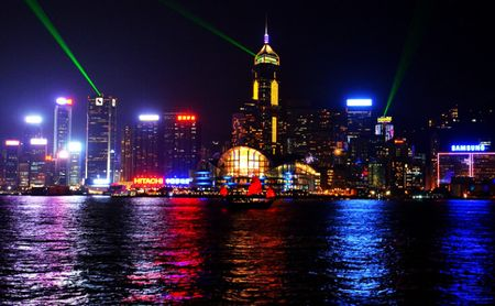 Ngam canh dep me hon o Hong Kong - Anh 2