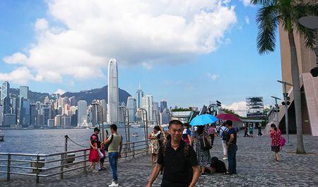 Ngam canh dep me hon o Hong Kong - Anh 3