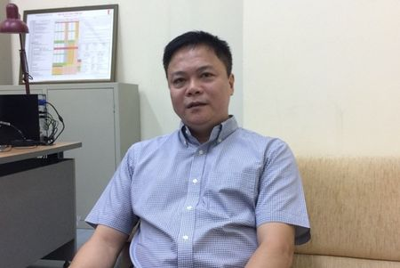 PGS.TS Nguyen Phong Dien: 'Toi chua quan tam den thu hang cua Bach khoa Ha Noi' - Anh 1