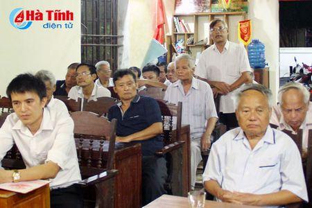Cach lam hay trong sinh hoat chi bo tai co so o Huong Son - Anh 1