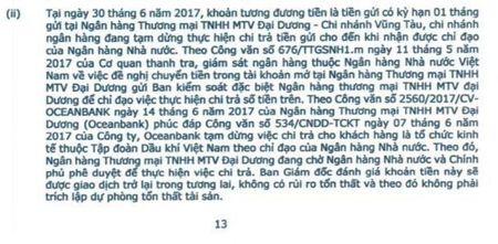 Mot ky vong tu viec khoi to P. TGD PVN Ninh Van Quynh - Anh 2