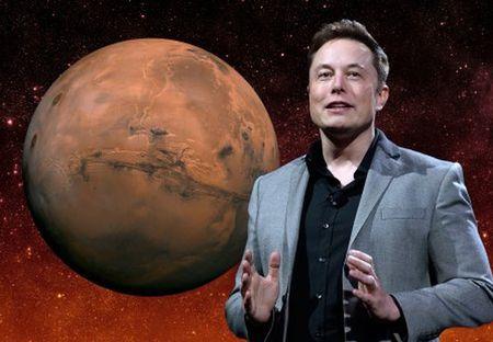 Elon Musk se dao ham xuyen nuoc My de chay tau cao toc (phan 2) - Anh 1