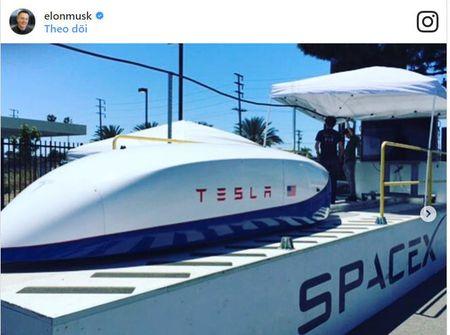Elon Musk se dao ham xuyen nuoc My de chay tau cao toc (phan 2) - Anh 4