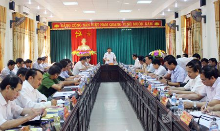 Xay dung Nam Dan thanh trung tam du lich Quoc gia vao nam 2025 - Anh 1
