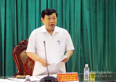 Xay dung Nam Dan thanh trung tam du lich Quoc gia vao nam 2025 - Anh 2