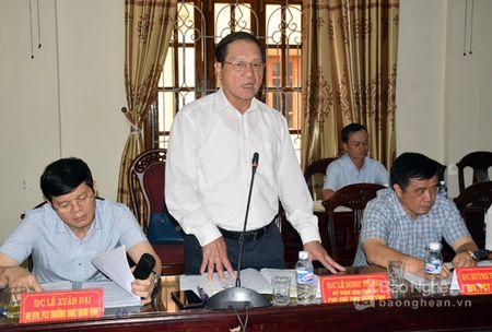 Xay dung Nam Dan thanh trung tam du lich Quoc gia vao nam 2025 - Anh 3