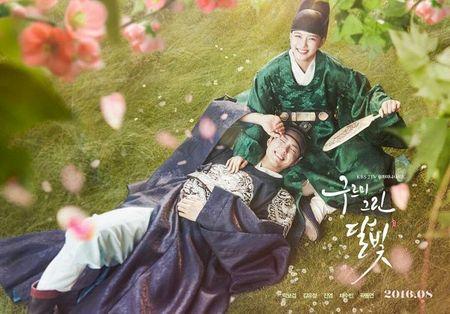 Fan ngan ngam khi 'thai tu be' Park Bo Gum lien tuc tu choi kich ban phim - Anh 1