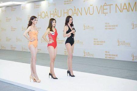 Vua dang ky so khao, Huong Ly da voi xin rut khoi Hoa hau Hoan vu Viet Nam 2017 - Anh 2