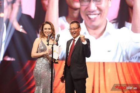 Sau giai thuong Cong hien, Sing My Song tiep tuc chien thang an tuong tai VTV Awards 2017 - Anh 1