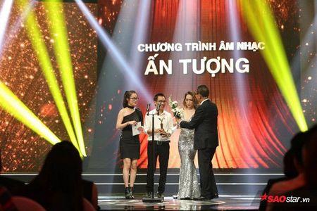 Sau giai thuong Cong hien, Sing My Song tiep tuc chien thang an tuong tai VTV Awards 2017 - Anh 2
