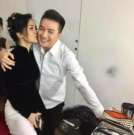 """Bi Hong Nhung gian, Dam Vinh Hung van khong quen """"da xeo"""" phat ngon cua Tung Duong - Anh 4"""