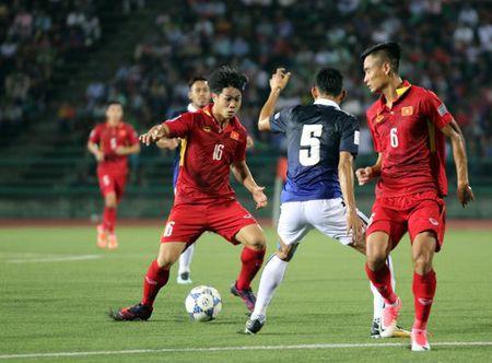 Vong loai Asian Cup 2019: HLV Mai Duc Chung giai thich ly do it dung cau thu U22 - Anh 2