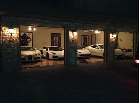 Cung chiem nguong can biet thu 200 ty cua Floyd Mayweather - Anh 15