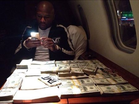 Cung chiem nguong can biet thu 200 ty cua Floyd Mayweather - Anh 16