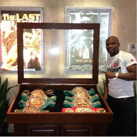 Cung chiem nguong can biet thu 200 ty cua Floyd Mayweather - Anh 22
