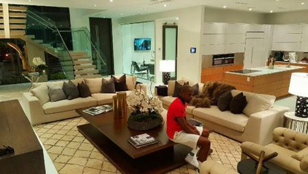 Cung chiem nguong can biet thu 200 ty cua Floyd Mayweather - Anh 4